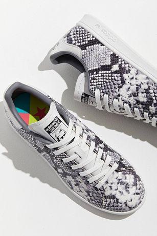 Кроссовки Adidas Stan Smith Snakeskin 44p классика на лето