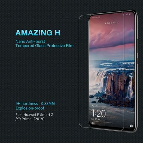 Huawei P Z Inteligente/Y9 Prime 2019 , Pelicula NILLKIN Anti-Explosão