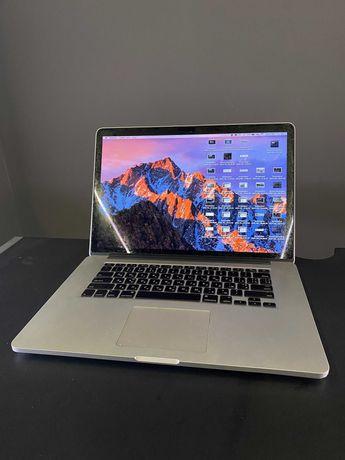 MacBook Pro 15'' 2016 2,5 GHz і7 16 gb 500 GB SSD