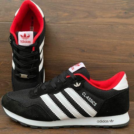 2 расцветки!!! Adidas Classic Мужские кроссовки (41-46)