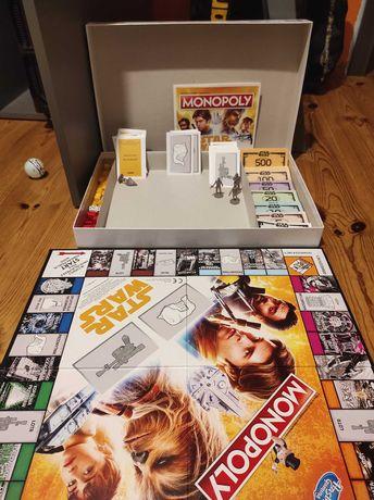 Gra planszowa Monopoly Star Wars
