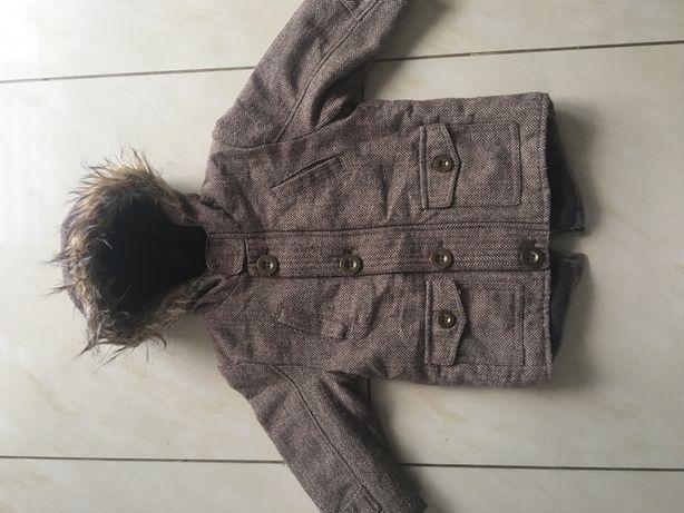 Plaszcz kurtka NEXT 86 92
