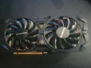 Gigabyte GeForce GTX960 Windforce 2X OC 4GB