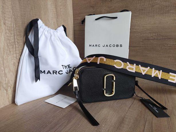 Сумка Marc Jacobs Snapshot usa 100% original QR Код (new black multi)