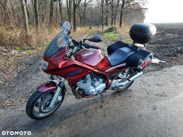 Yamaha XJ Yamaha XJ900 diversion