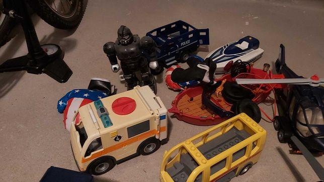 Zabawki zestaw