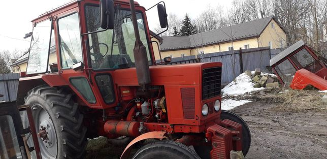 Мтз 82 Трактор Export Білорус