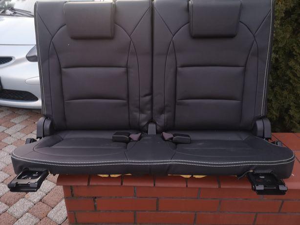 Fotel kanapa tył 7 0SÓB NISSAN QASHQAI J10 LIFT +2 wersja Europejska