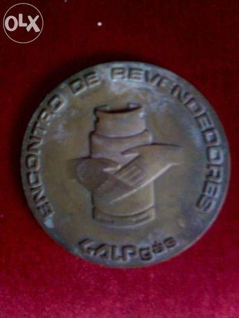 Medalha da galp