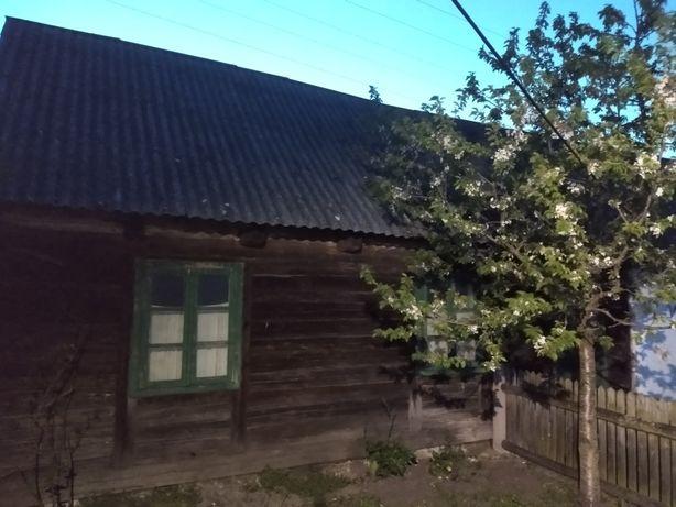Drewno z domu w zamian za rozbiórkę.