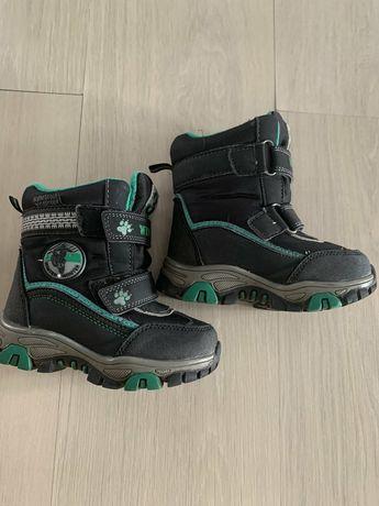 Сноубутсы,ботинки Том.м 25размер, 16,5см
