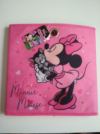Pudełko Myszka Miki różowe na zabawki i nie tylko