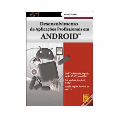 Desenvolvimento de Aplicações Profissionais em Android NOVO