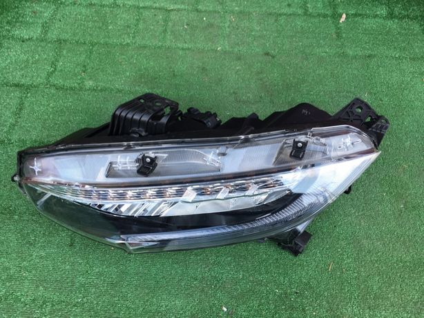 Honda Civic X 2017- Lampa Lewa Full Led