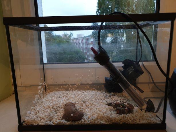 Akwarium dla zwierząt 18l