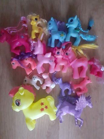 Kucyki Pony i inne
