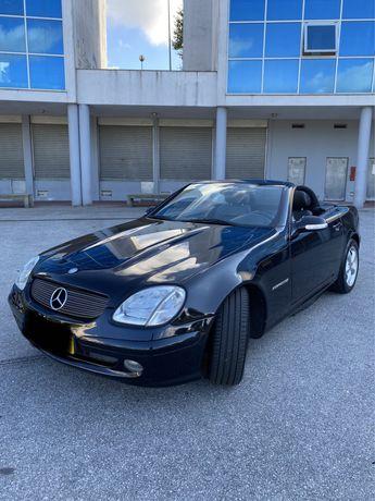 Mercedes SlK 200 Kompressor 2001