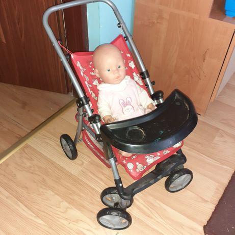 Wózek dla lalek zabawka