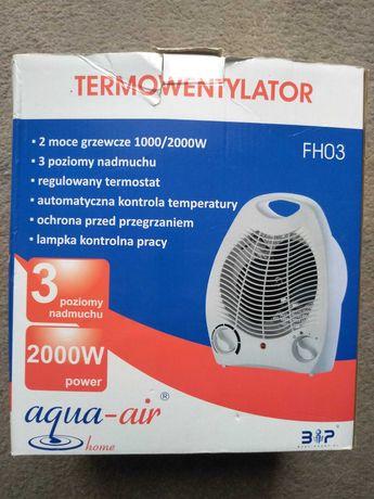 Termowentylator Aqua-Air FH03