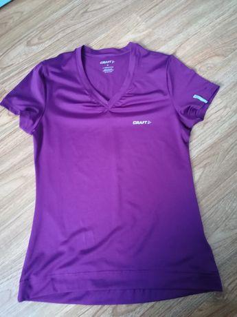 Koszulka Craft damska T-shirt treningowa termoaktywna do biegania S