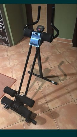 Gym form do ćwiczenia brzuszków