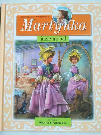 Martynka idzie na bal