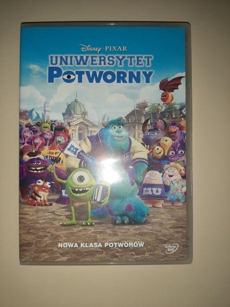 Film DVD Uniwersytet Potworny