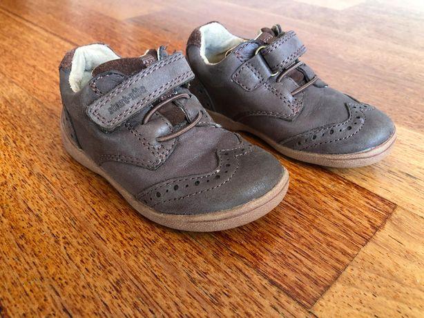Buty jesienne Trzewiczki Start-Rite England Rozm 21,5 Wkładka 14cm