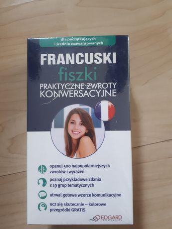 Fiszki francuskie nowe