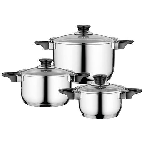 Набор посуды BergHOFF Gourmet 6 пр. 1100242