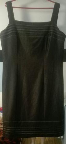 Sukienka popiel
