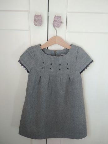 Sukienka Zara r. 98.