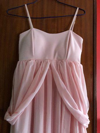 Vestido de gala/ casamento S/M