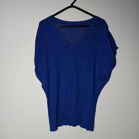 T-shirt c/gola | Camisola malha sem mangas