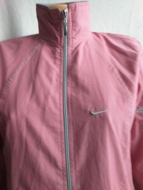 Nike bluza wiatrówka kurtka różowa