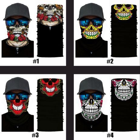 Máscaras Manga de Proteção para Mota Ciclismo Ski Desportos Exteriores