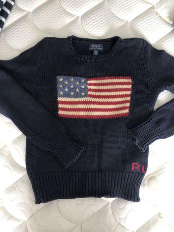 Camisola Ralph Lauren criança