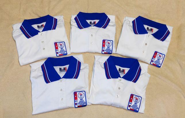 Мужская поло футболка реглан большой размер 52-54-56