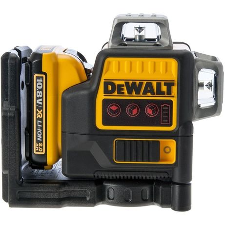 DeWalt DCE089D1R Laser 3-liniowy 360stopni 10,8v /celian/