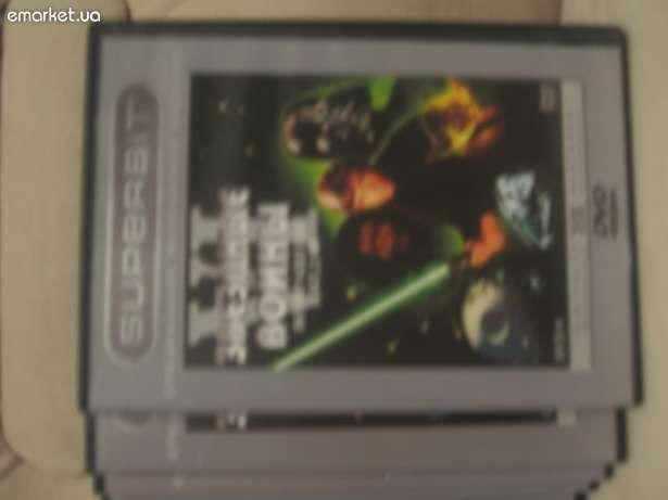 Звездные войны 6 дисков