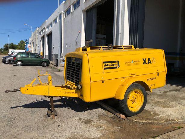 Compressor Atlas Copco XÁS 80