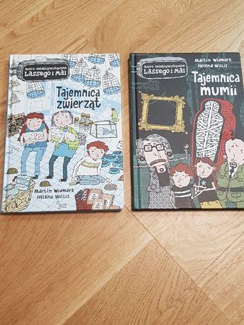 Książki dla dzieci 7-9 lat DUŻE LITERY