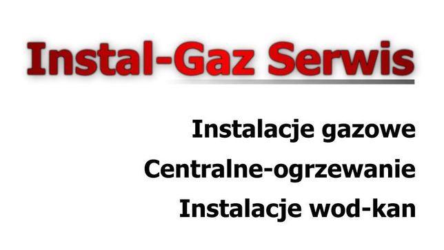 Instalacje Gazowe, Centralne Ogrzewanie, wod-kan