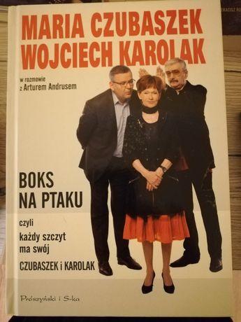 Czubaszek Karolak - Boks na ptaku...