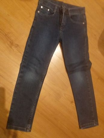 джинсы на 6-7 лет