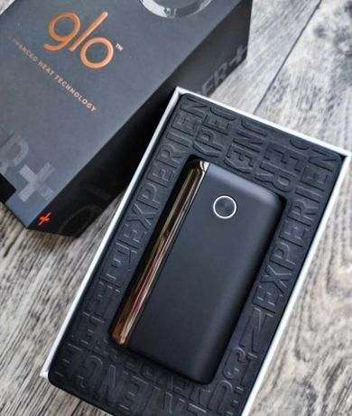 оригинальный девайс с магазина GLO hyper+ Pro Только 100%  (не IQOSS)