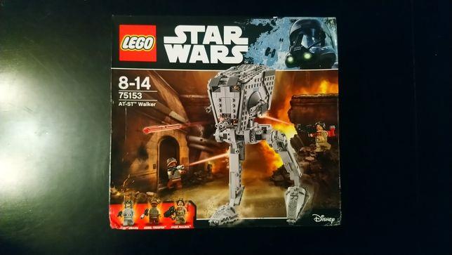 LEGO 75153 Star Wars AT-ST NOWE