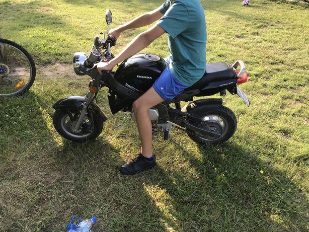 motorek bad boy honda cx50