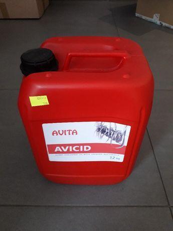 Avicid kwaśny płyn do mycia urządzeń mleczarskich dojark