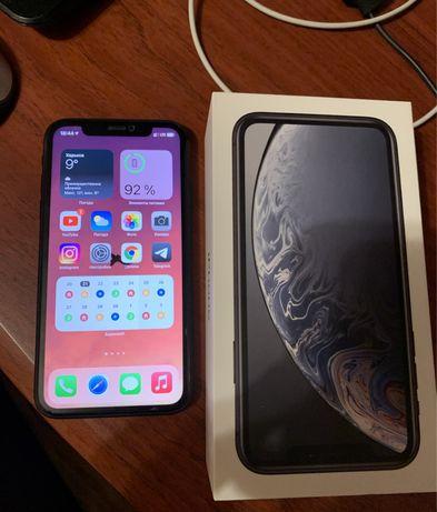 Продам iPhone XR 64gb black